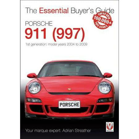 Porsche 911 (997) - 1st Generation: Model Years 2004 to