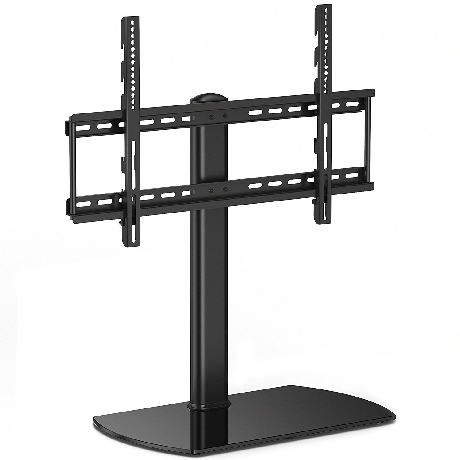fitueyes universal tv stand base with wall mount for 27 32 34 40 54 60 inch