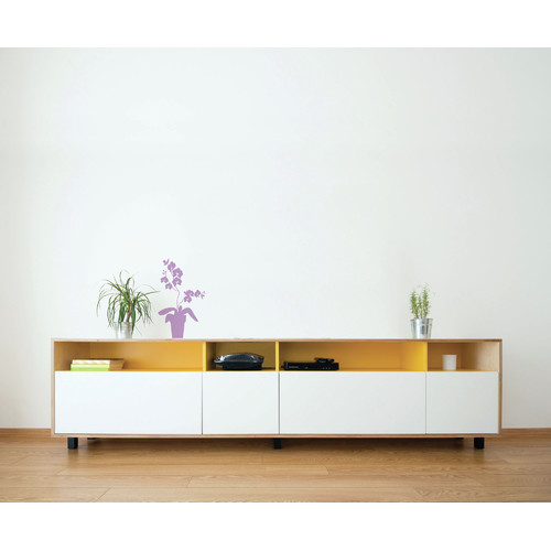 ADZif Spot Orchid Wall Decal