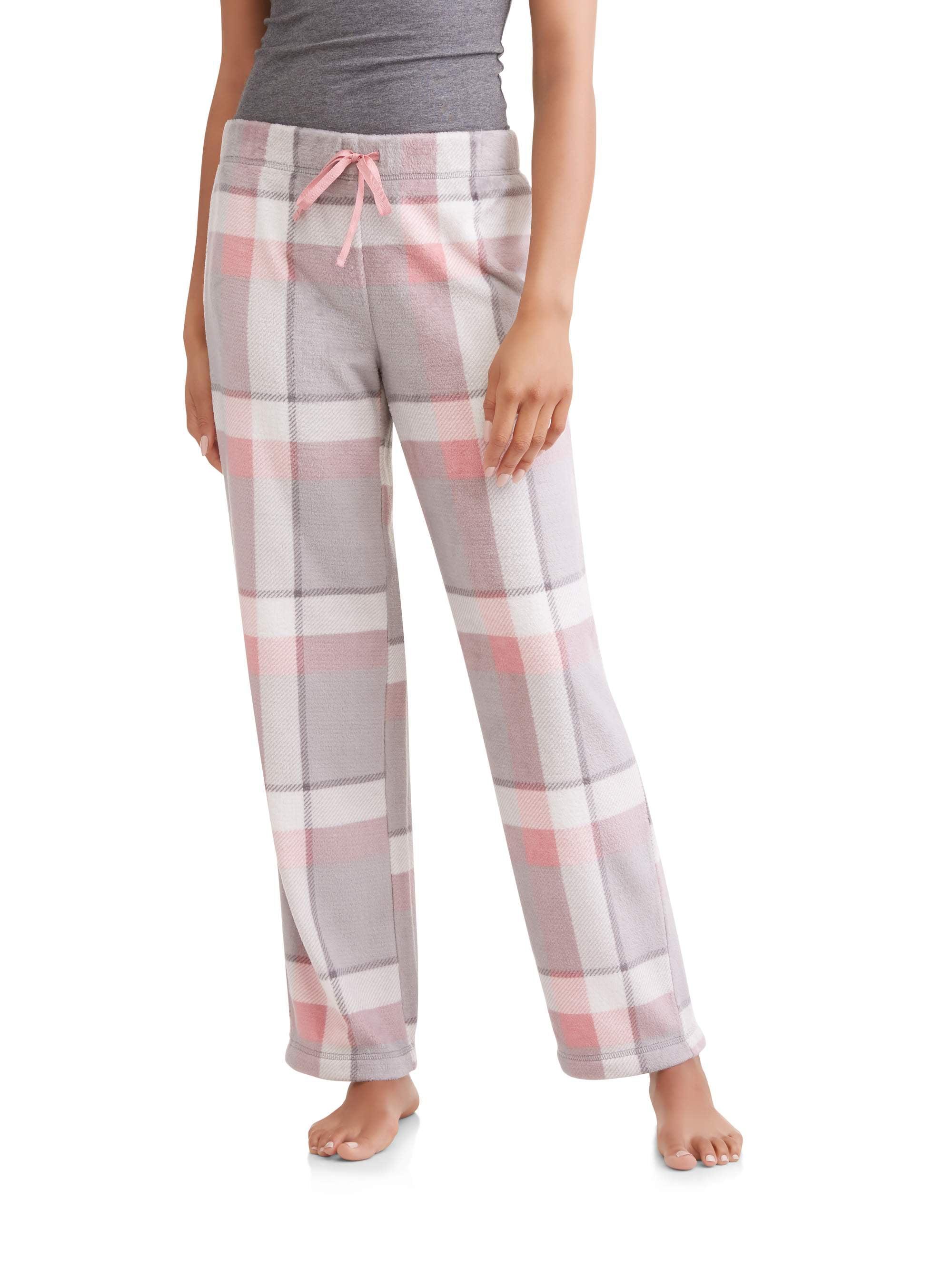 Secret Treasures Women's and Women's Plus Superminky Sleep Pants