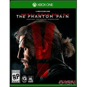 Metal Gear Solid V The Phantom Pain (XBOX ONE)