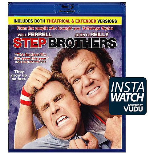 Step Brothers (Blu-ray) (With INSTAWATCH) (Widescreen)