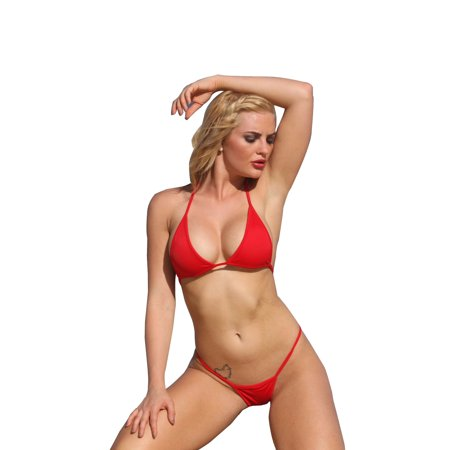 d9c1ba9ea6514 UjENA Teeny G String Bikini - Mix and Match Sizes - image 4 of 4 ...