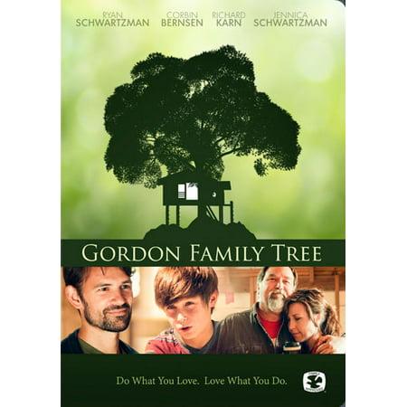 Gordon Family Tree  Dvd   Monarch Video