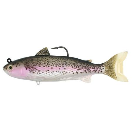 - LiveTarget Trout (Parr) Freshwater, 6 1/2