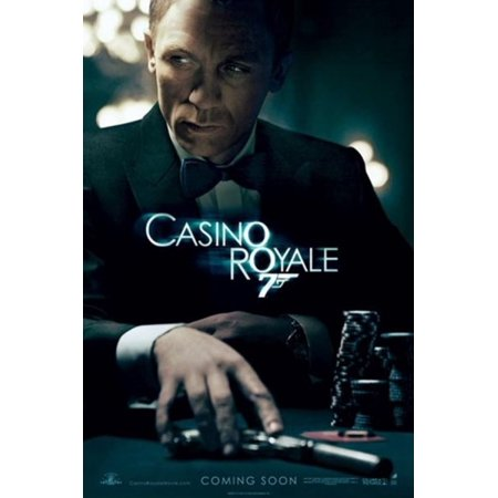 Royale Poster Bed (Casino Royale Poster Poster)