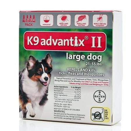 Advantix  For Dogs Walmart