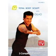 TOTAL BODY SCULP WITH GILAD V06 (DVD) (DVD)