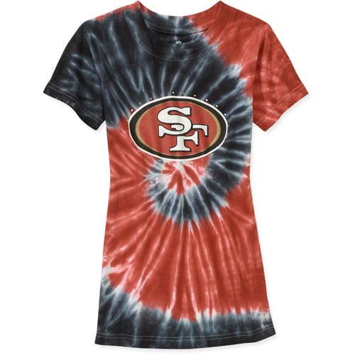 NFL Girls' San Francisco 49ers Short Sleeve Tee