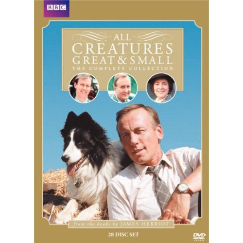 All Creatures Great & Small: The Complete Collection (Full Frame)