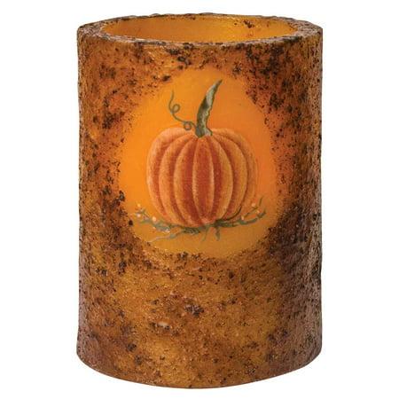 Burnt Mustard Pumpkin Timer