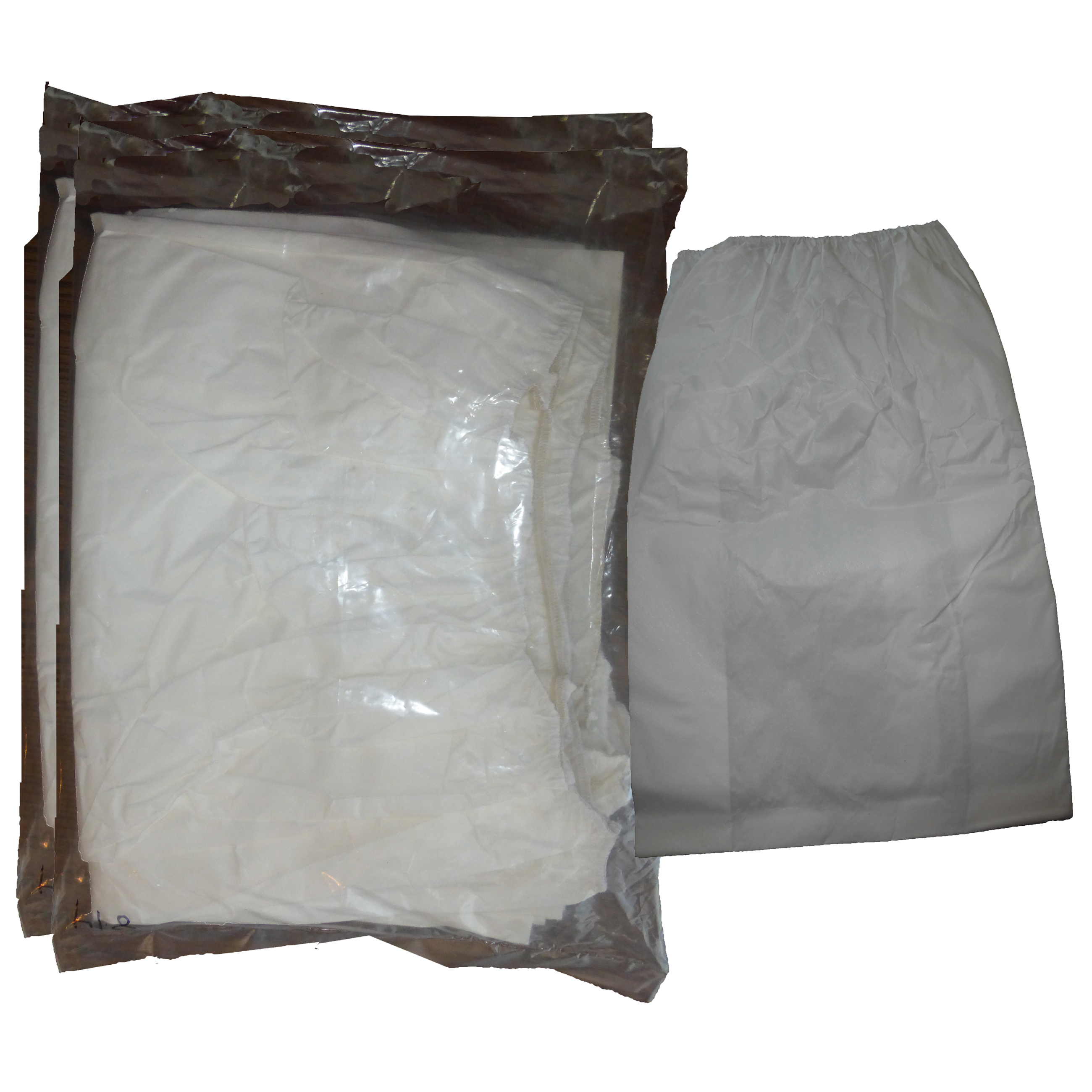 10 Modern Day/Flomaster Central Vacuum System Bags 721H