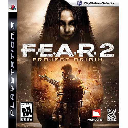 F.E.A.R. 2: Project Origin Playstation 3 by Warner Bros.