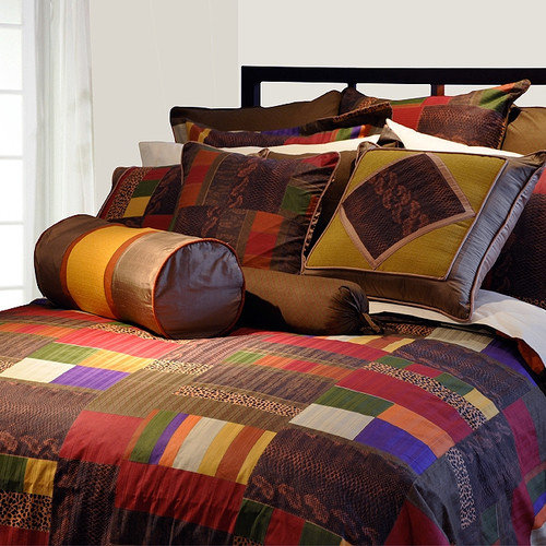 Pointehaven Luxury Cotton 6 Piece Comforter Set