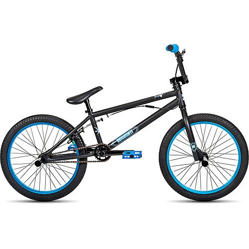 """20"""" DK Cincinnati Boys' BMX Bike, Matte Black"""