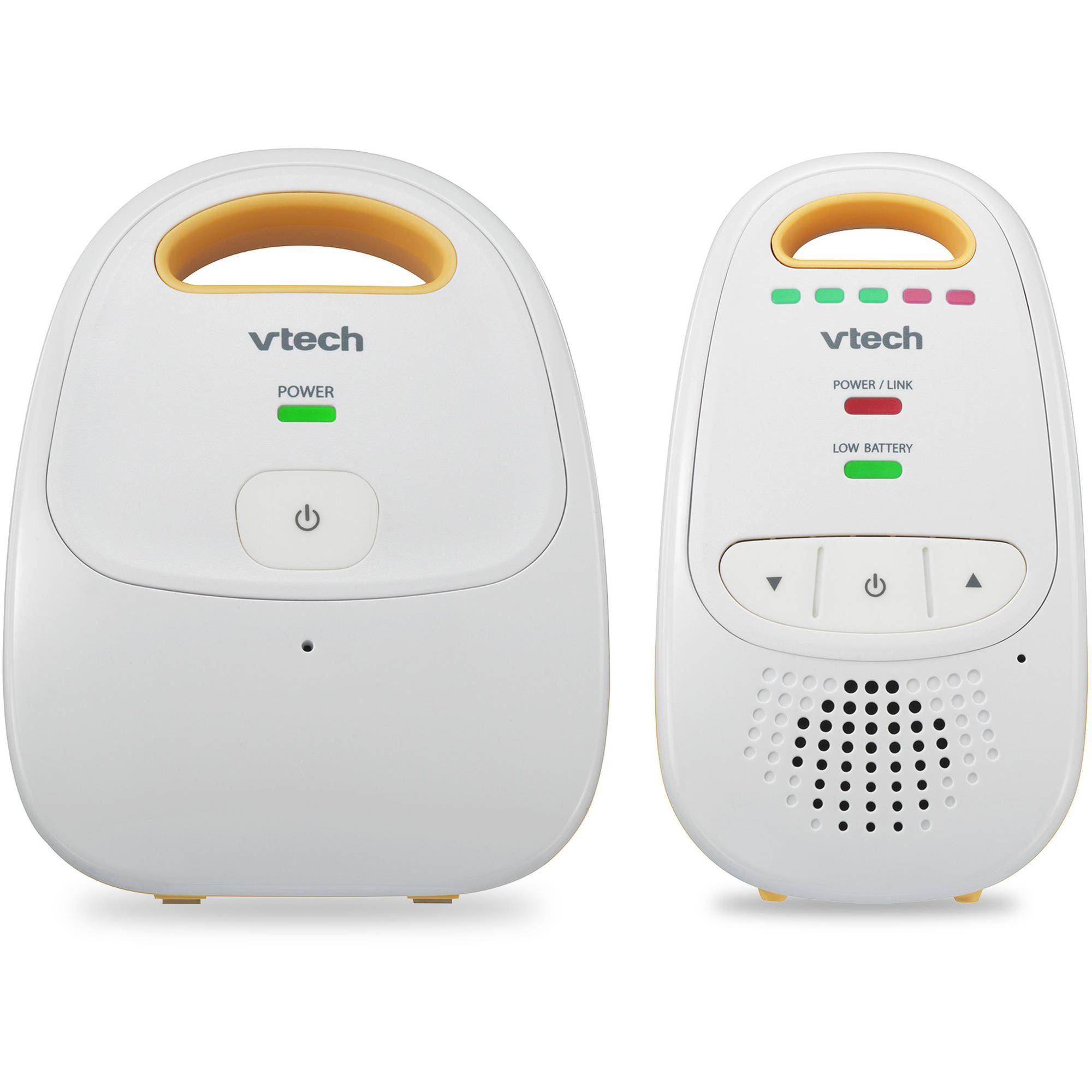 VTech DM111, Digital Audio Baby Monitor, DECT 6.0, Belt Clip