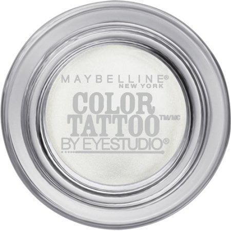 Maybelline new york eyestudio colortattoo 24hr cream gel for Tattoo cream at walmart