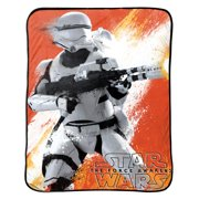 Star Wars  Ep7 Live Action Flame Trooper Throw