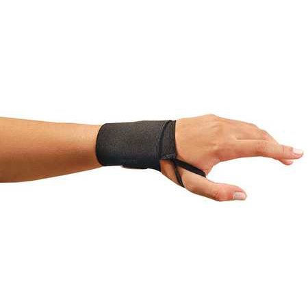 Wrist Support, Thumb Loop, Black OCCUNOMIX 311-L68