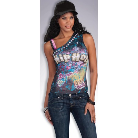 Hip Hop T-Shirt Graphic Costume Top Adult Standard - Costumes For Hip Hop