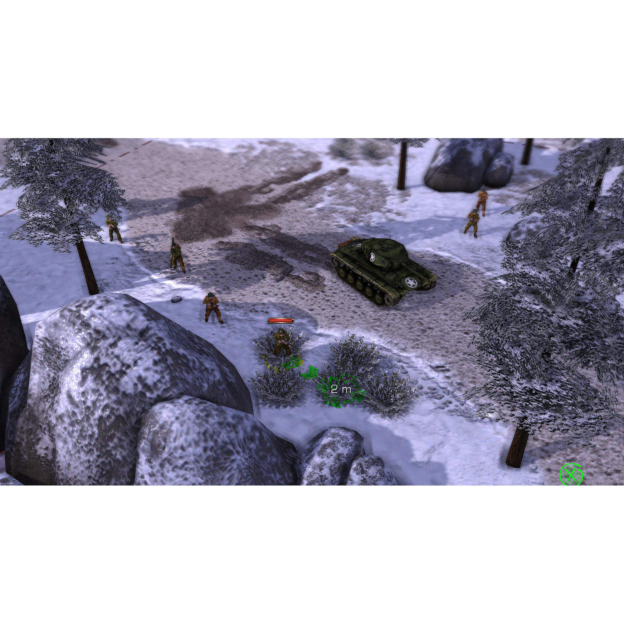History: Legends of War - Patton (Xbox 360)