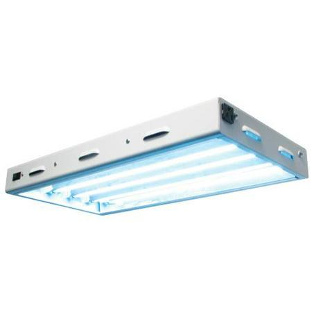 Sun Blaze 960295 T5 High Output Fluorescent Lighting Fixture with 4 Lamps