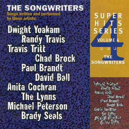 Super Hits Series, Vol. 4: The Songwriters