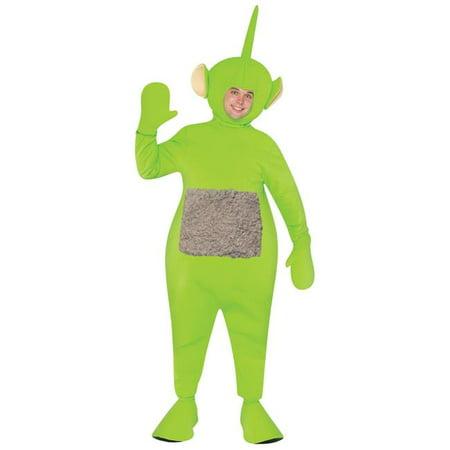 Morris Costumes GC4211 Teletubbies Dipsy Adult Costume