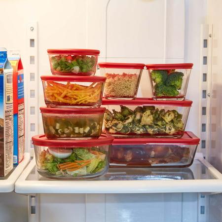 Click here for 16 Piece Kitchen Storage Set prices