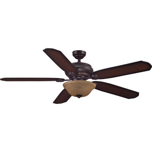 Walmart Ceiling Fans : Quot honeywell bravada ceiling fan oil rubbed bronze