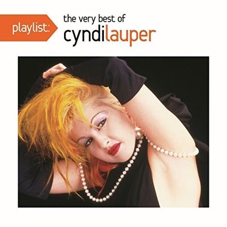 Playlist: The Very Best of Cyndi Lauper (CD)](Halloween Playlist Dance Music)