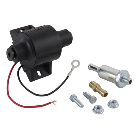NEW 12V FACET POSI-FLO� SOLID STATE FUEL PUMP FITS KIT CARBURETED ENGINES FACET 60104 Solid Fuel Chimney