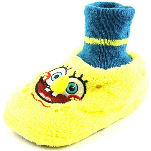 Nickelodeon Spongebob Slippers Toddler US 5 Yellow Slipper