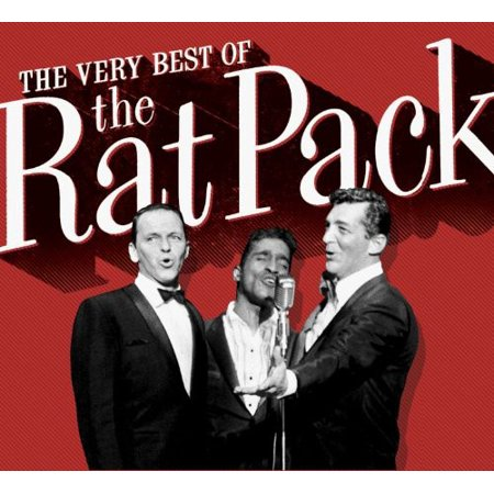 Very Best of the Rat Pack (CD)