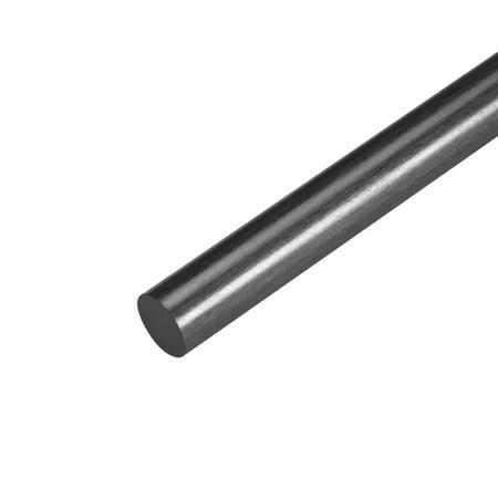 8mm Carbon Fiber Bar For RC Airplane Matte Pole US, 7.8 inch 200mm Bay 8 Mm Laminate