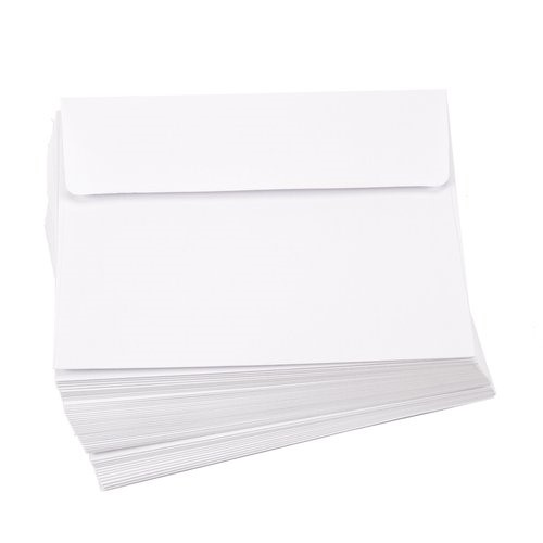 Envelopes, A2, 50pk, White by Darice
