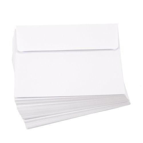 Envelopes, A2, 50pk, White