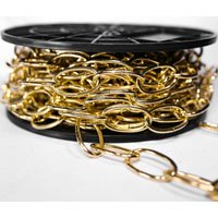 Decorative Chain - DECORATIVE CHAIN BRASS