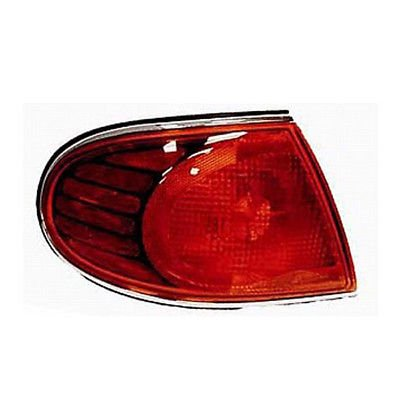 NEW TAIL LAMP UNIT QUARTER MOUNTED LEFT SIDE FITS 2000 BUICK LESABRE (Side Mount Unit)