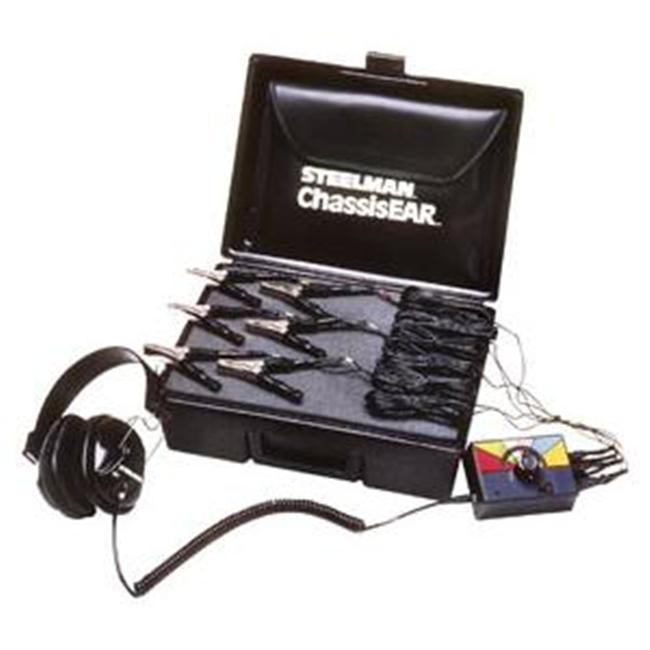 Steelman Products 06600 Electronic 6 Channel Chassis Ear Listening Kit