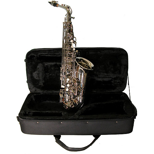 Mirage SX60A Alto Eb Saxophone with Case, Brass by Generic