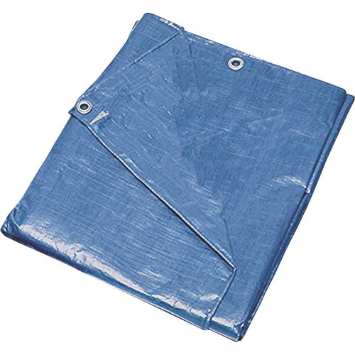 20X20 MEDIUM DUTY BLUE TARP