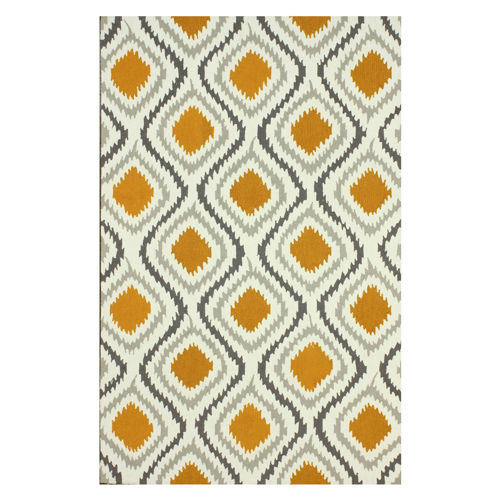 nuLOOM Hand Hooked Matthieu Area Rug