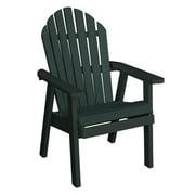 HighwoodUSA AD-CHDA2-CHE Hamilton Deck Chair, Charleston Green