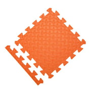 Dalazy 9pcs Eight-day Foam Mat with Boards Children's Puzzle Mat Child Playing Interlocking Foam Floor Pad Sets