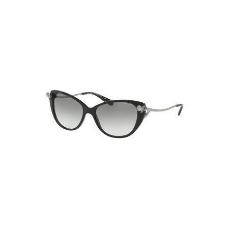 ed2b87f08c Coach Clear Green Gradient Cat Eye Ladies Sunglasses HC8242B 50028E 55 -  image 1 of 2 ...