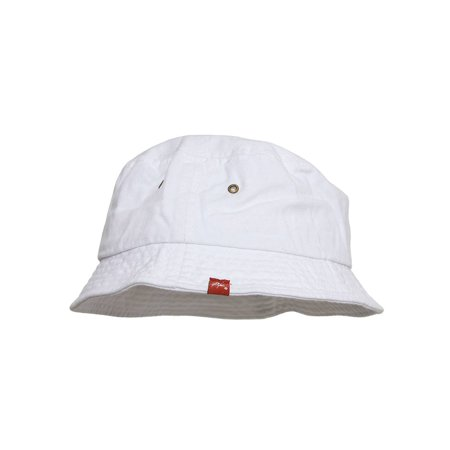 City Hunter White Bucket Outdoor Hat - White Bucket Hats