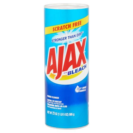 Colgate Palmolive Ajax All Purpose Cleaner With Bleach