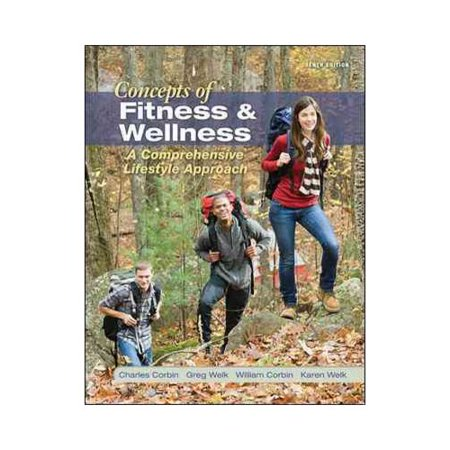 Concepts of Fitness & Wellness: A Comprehensive Lifestyle Approach
