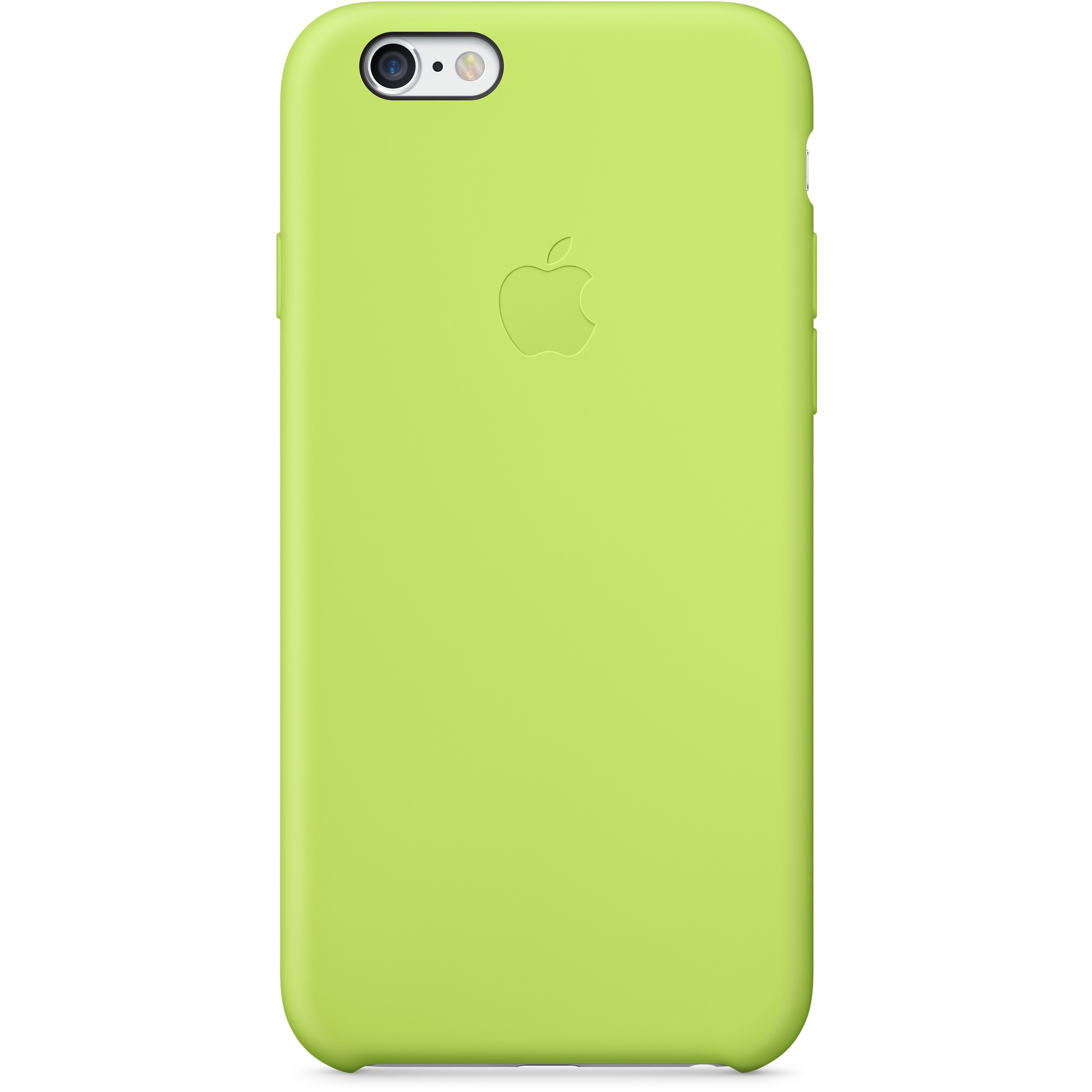 premium selection 5ac74 52989 Apple Silicone Case for iPhone 6s - Green